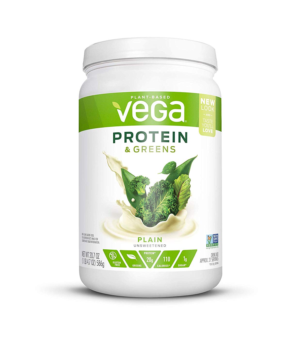 Plant Based Protein Powder